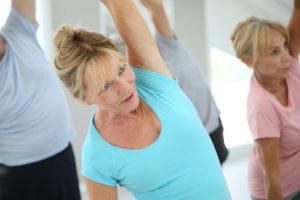 Klub fitness - Senior